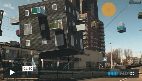 Digitales 3d architektur buch zur feier eines stadtteils in amsterdam 3d magazin - Architektur amsterdam ...