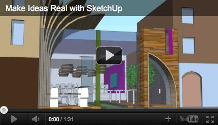 Google SketchUp Video
