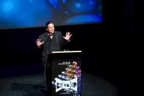Prof. Ludger Pfanz Festivalleitung BEYOND 3D-Festival