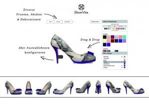 newest 03af8 dd6d8 Schuhe selbst designen – mit 3D-Konfigurator - 3D Magazin