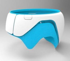 Helmorthese aus dem 3D-Drucker zu verbesserten Behandlung von Schädelformationen Foto: hs-coburg.de