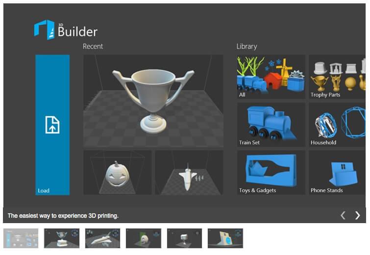 Microsoft Erweitert Sein 3d Angebot 3d Magazin