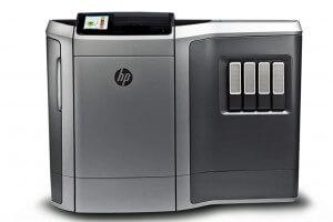 Der 3D-Drucker Multi Jet Fusion von Hewlett-Packard Foto: Hewlett-Packard