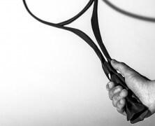 3D-Druck und Windform für einen futuristischen Tennisschläger