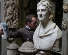 Digital Soane: Wie die 3D-Scanner von Artec neue Technologien mit zeitgenössischer Kunst verbinden