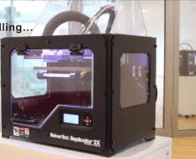 Beamer oder 3D-Drucker?