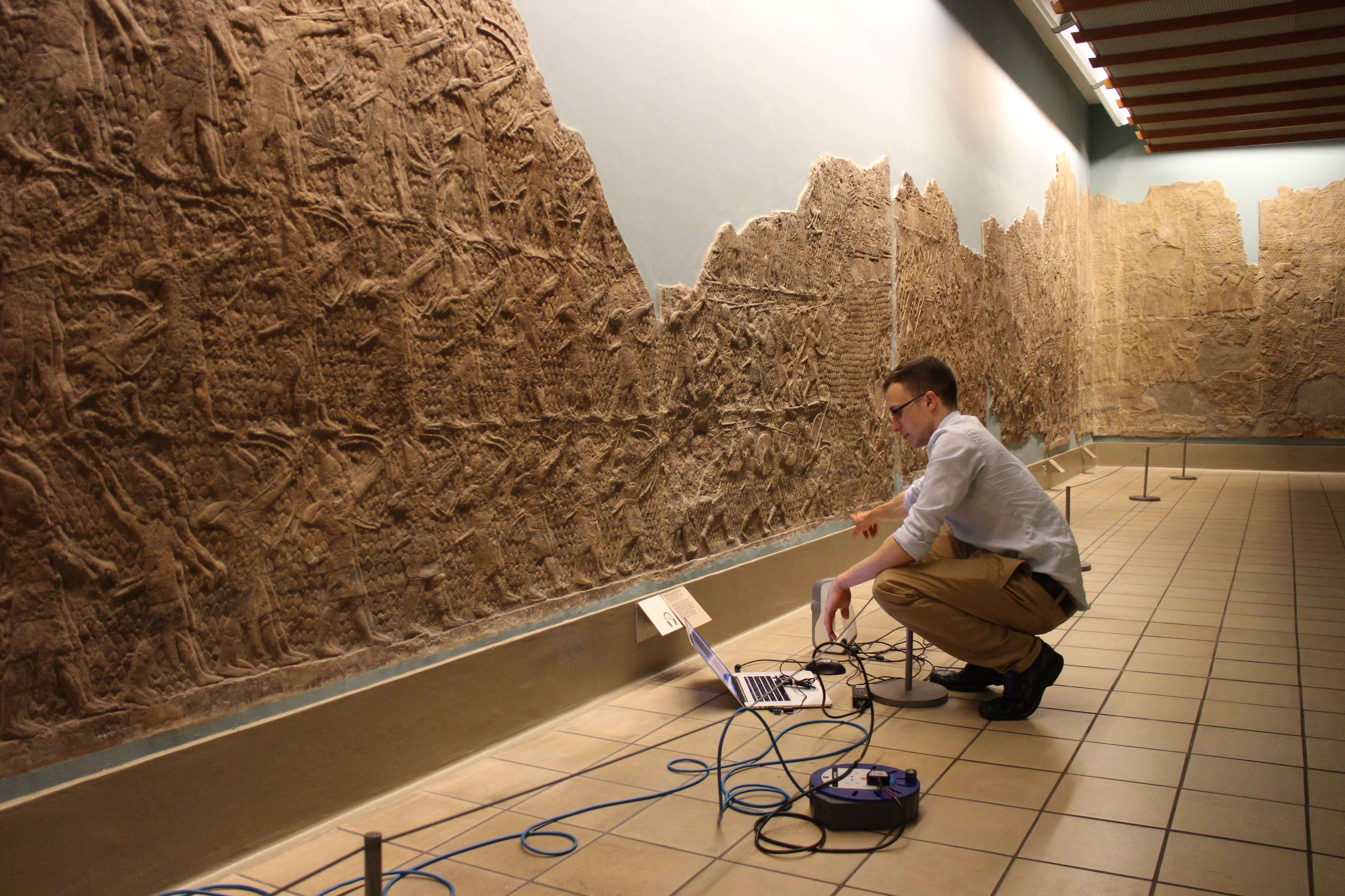 3D-Scan-Kulturbauwerke