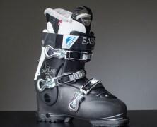 Prototyp eines 3D-gedruckten Skischuhs aus Windform