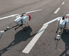 Bau eines unbemannten Flugsystems (UAS) unter Einsatz von Additiver Fertigung und Windform-Materialien