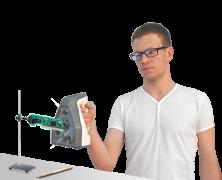 hochauflösenden 3D-Handscanner