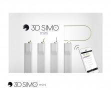 3D Simo erweitert seinen 3D-Drucker mit den vier wichtigsten Werkzeugen zu einem Superwerkzeug