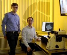 Nanoscribe im Finale des Deutschen Gründerpreises – 3D Drucker für kleinste Dimensionen
