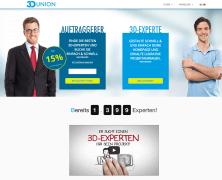 Warum 3D-Union.com offline ging