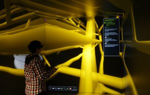 Cyber-Classroom_im_Mehrseiten-Projektionssystem_CAVE