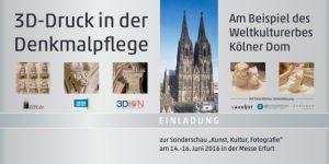 Einladung_3D-Druck_Weltkulturerbe_Kölner Dom