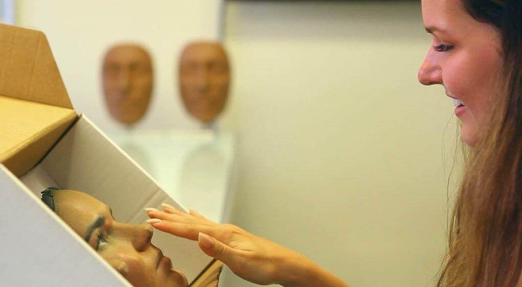 3D Patientin der AVSAR-Klinik