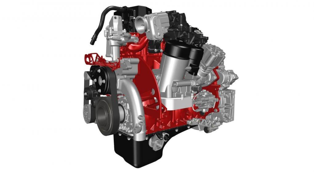 renault trucks dti5 engine 3d printing